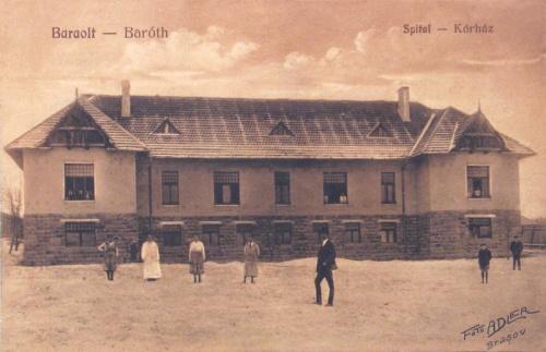 Barót:Kórház.1926