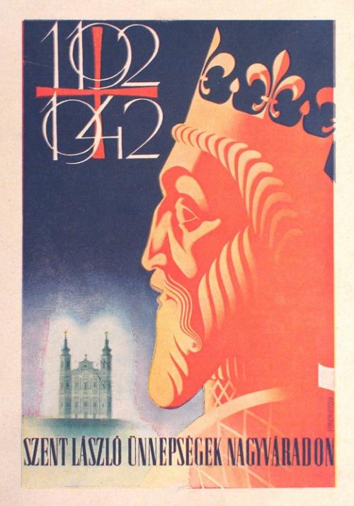 Nagyvárad:Szent László ünnepségek,1192-1942