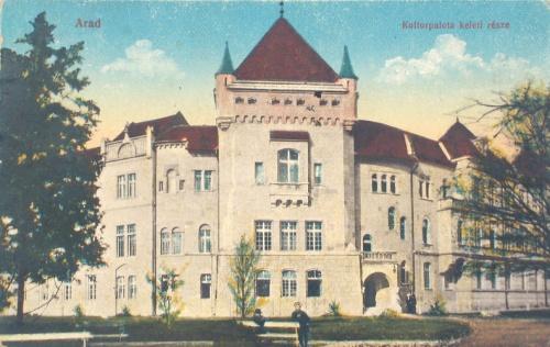 Arad:Kultúrpalota.1913