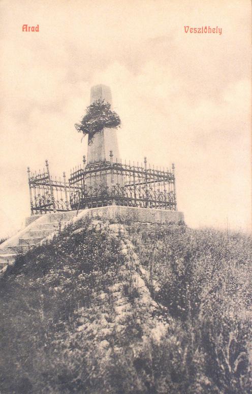 Arad:vesztőhely.1908