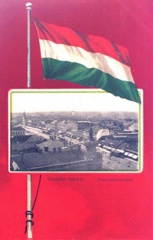 Arad:látkép.1901
