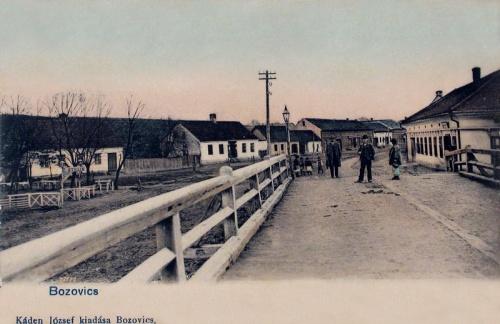 Bozovics:fő utca.1903