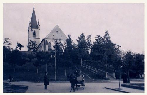 Marosvásárhely:református várteplom.1942