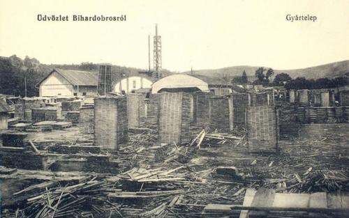 Bihardobrosd:gyártelep.1915
