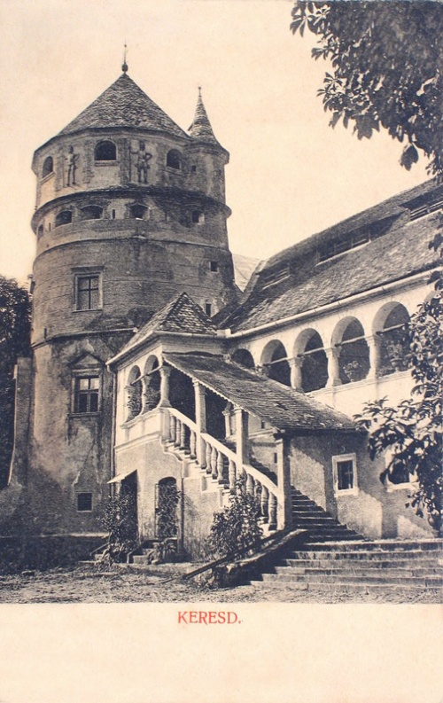 Keresd:vár kastély.1907