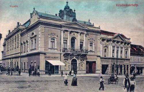 Kézdivásárhely:vigadó.1911
