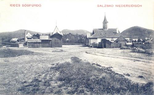 Idecs:sósfürdő.1910
