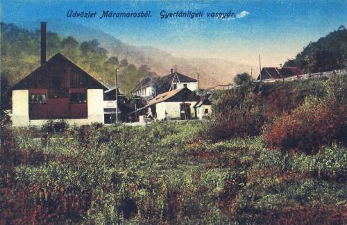 Gyertyánliget:vasgyár.1916