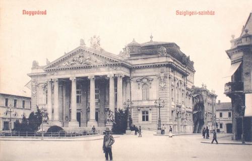 Nagyvárad:Szigligeti szinház.1908