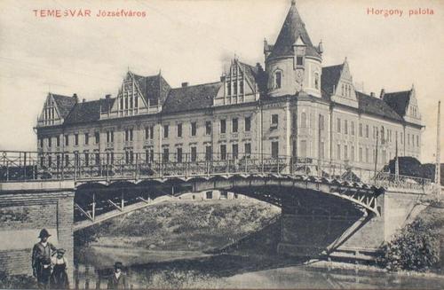 Temesvár:Horgony palota.1910