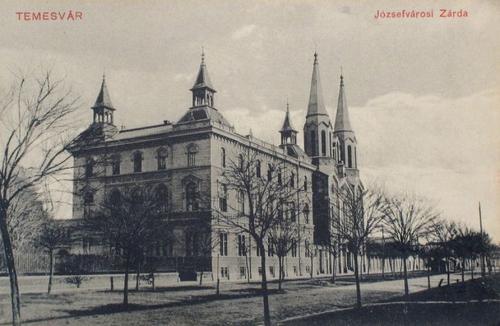 Temesvár:Józsefvárosi zárda.1910