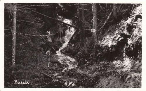 Borszékfürdő:vizesés.1930