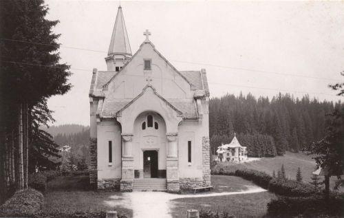 Borszékfürdő:katolikus templom.1939