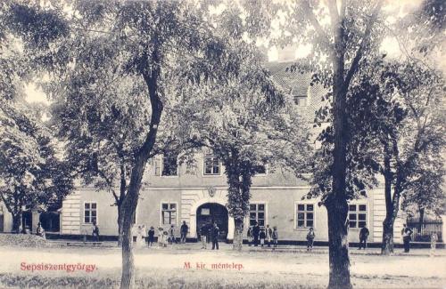 Sepsiszentgyörgy:méntelep.1909