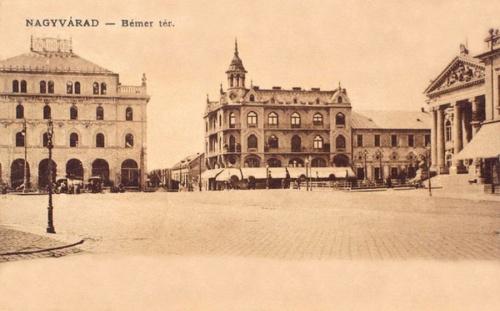 Nagyvárad:Bémert tér,EMKE.1905