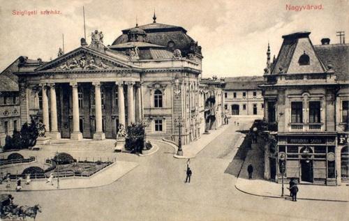 Nagyvárad:szinház.1909