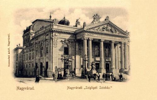 Nagyvárad:Szigligeti szinház.1901