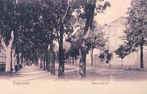 Nagyvárad:Rulikovszky út.1905