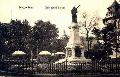 Nagyvárad:Széchenyi kioszk.1912