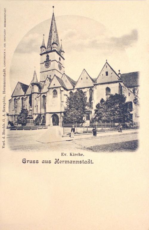 Nagyszeben:evangélikus templom.1904