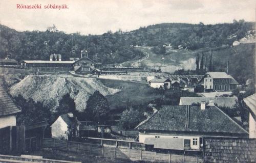Rónaszék:sóbánya.1910