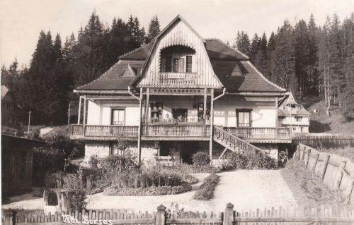 Borszékfürdő:Borsos villa.1931