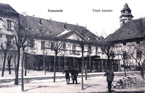 Temesvár:tiszti kaszinó.1912