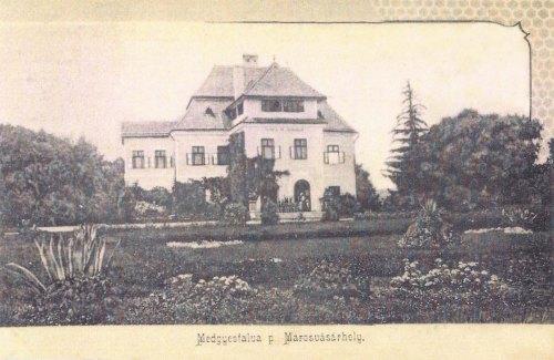 Marosvásárhely:medgyesfalvi kastély.1903