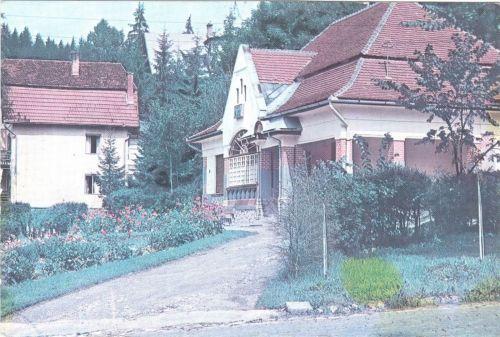 Borszék,Ceausescu villa 1986