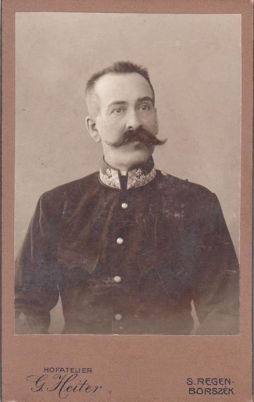 Borszék,Heiter György fényképész fotója 1904
