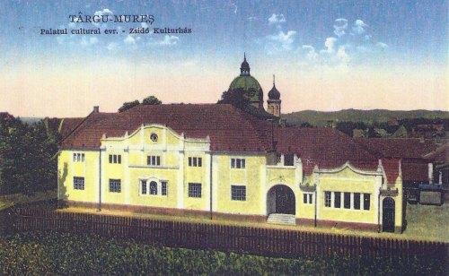 Marosvásárhely:izraelita zsidó kulturház.1935