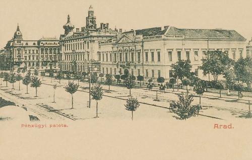Arad:Pénzügyi palota.102
