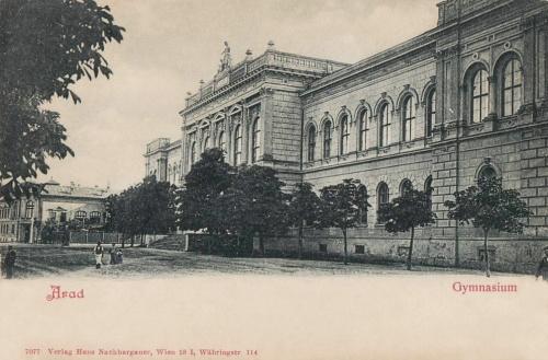 Arad:gimnázium.1902