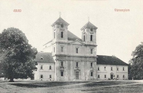 Arad:vártemplom.1910