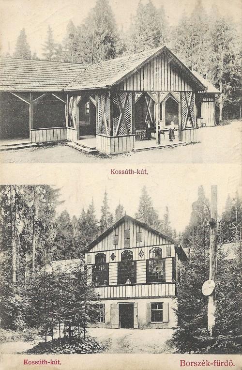 Borszékfürdő:Kossuth kút.1910