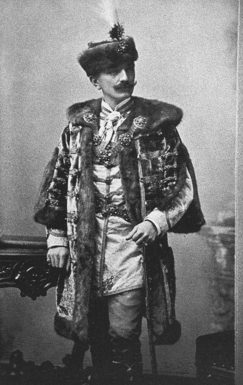 Dr.Bernády György országgyűlési képviselő, polgármester,,majd főispán.
