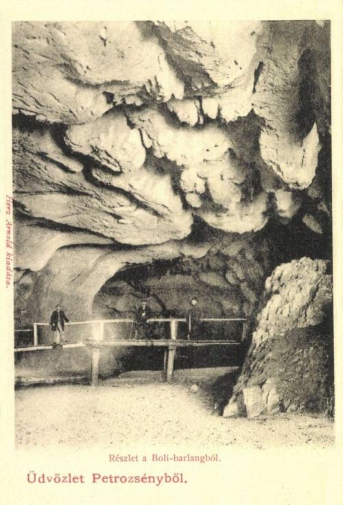 Boli-barlang:részlet,1902.