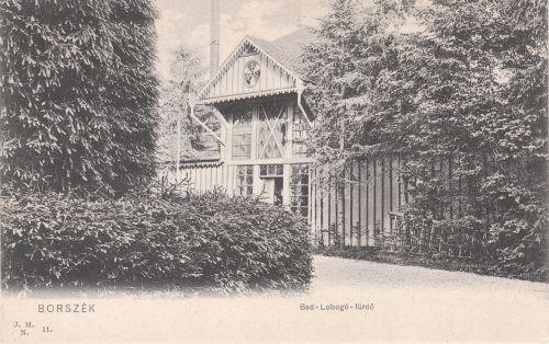 Borszék:Lobogó fürdő.1905