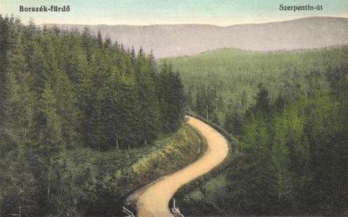 Borszék:szerpentin,1916.