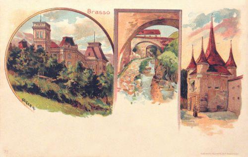 Brassó:Geiger lithó.1899
