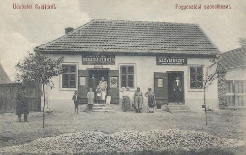 cséffa:Fogyasztási Szövetkezet.1914