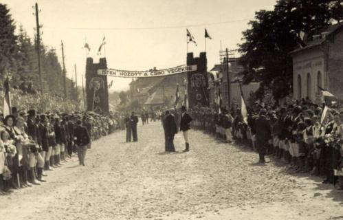 Várják a magyar honvédeket,Isten hozott a csiki végekre,1940.