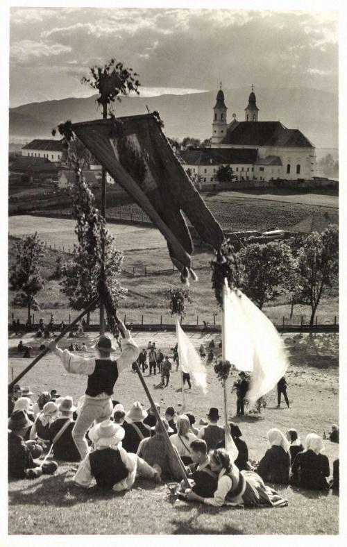 Csiksomlyó:búcsú,1941.