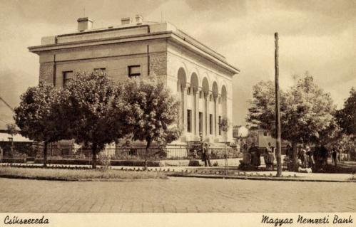 Csikszereda:Magyar Nemzeti Bank,1943.