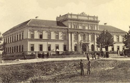Csikszereda:vármegyeháza (megyeháza),1904.