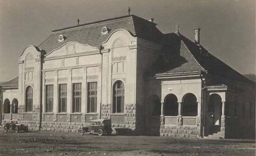 Csikszentdomokos:községháza.1942