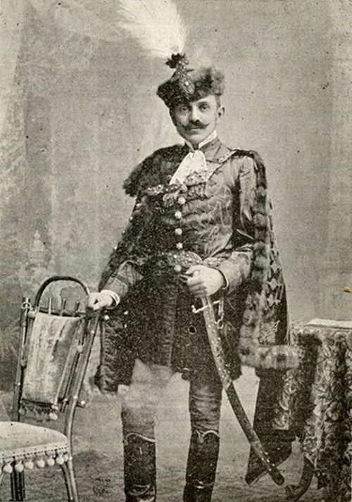 Désy Zoltán Marosvásárhely II-kerületének országgyűlési képviselője,főispán,alispán,államtitkár! (1862-1915)