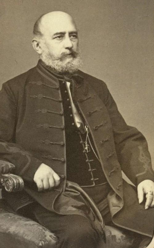 Dósa Elek:jogi doktor,országgyűlési képviselő,képviselőház alelnöke,1867.