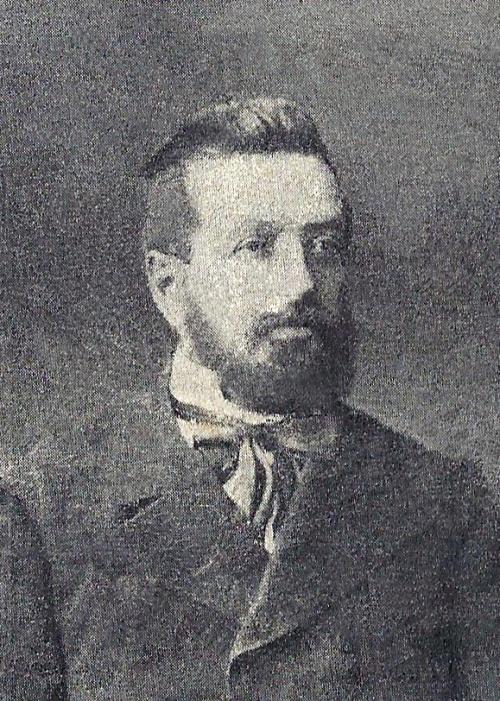 Deák Farkas történész,jogász,író (1832-1888).