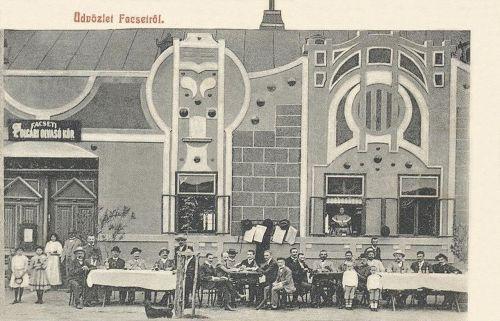 Facset:Polgári Olvasó Kör.1906